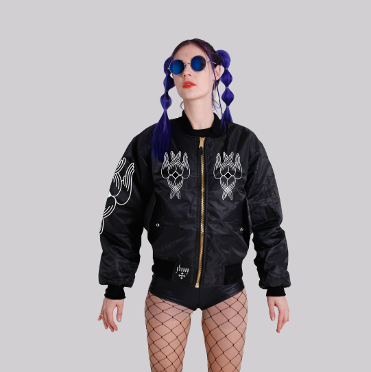 DECENSION - BOMBER JACKET