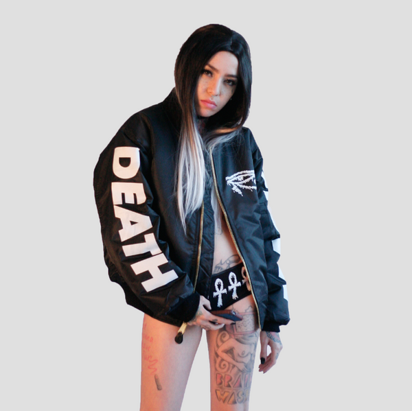 DEATH MAGIC - BOMBER JACKET