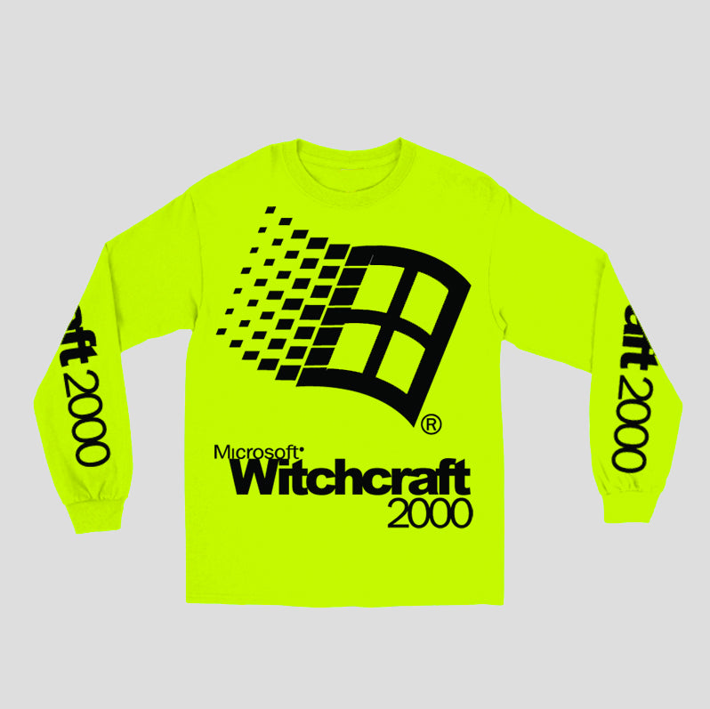 Witchcraft 2000 Neon Green