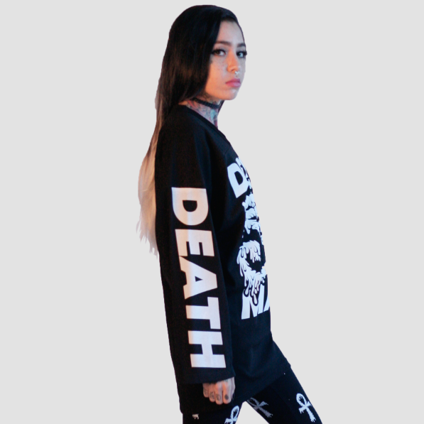 DEATH MAGIC LONG SLEEVE