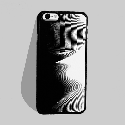 WAVEFORM iPhone case