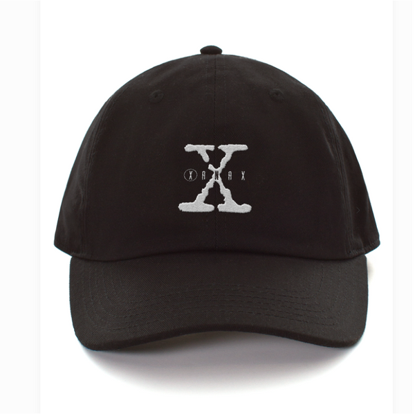 X-FILES ( dad hat )