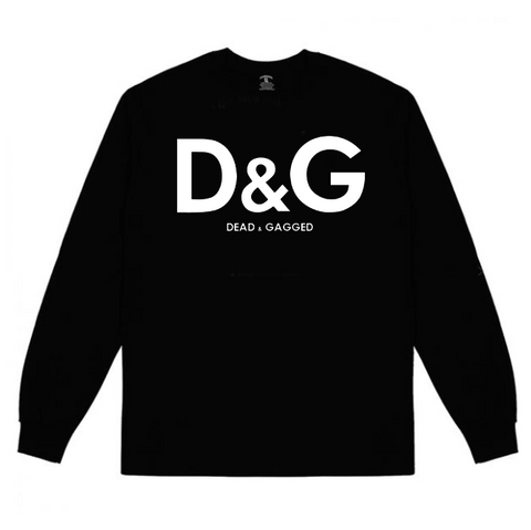 DEAD & GAGGED ( LONG SLEEVE )