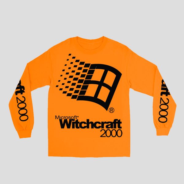Witchcraft 2000 Orange