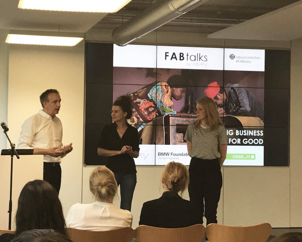 FABTALKS #23 - B CORP: USING BUSINESS AS A FORCE FOR GOOD