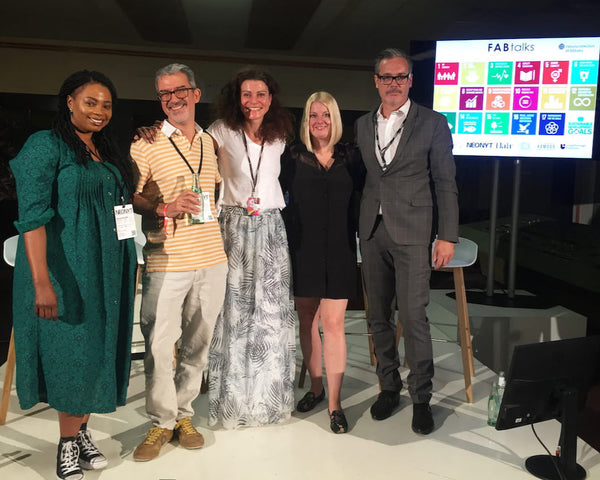 FABTALKS #21 - FASHION AND THE SDGS: WHERE ARE WE GOING?