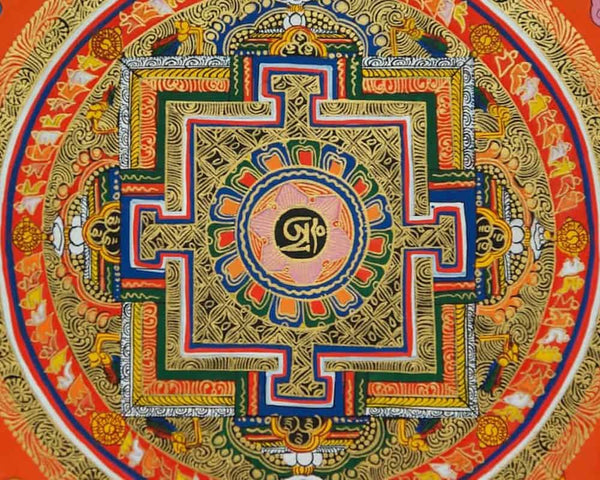 What is a Mandala? Explore the Symbols of the Universe