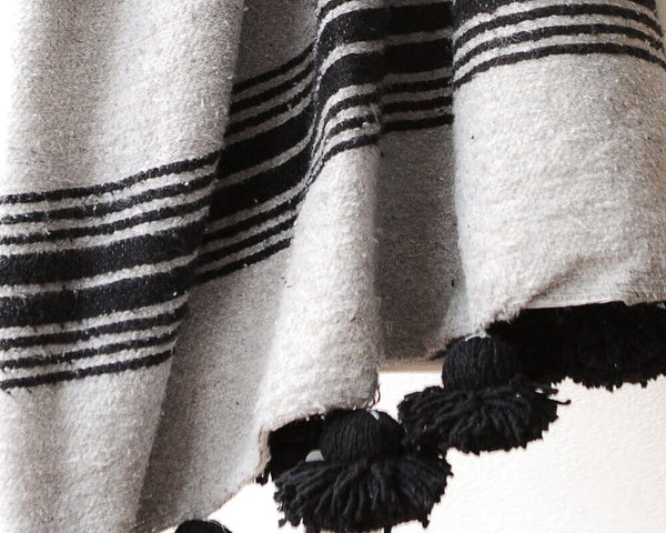 A Closer Look at the ABURY Moroccan Throw
