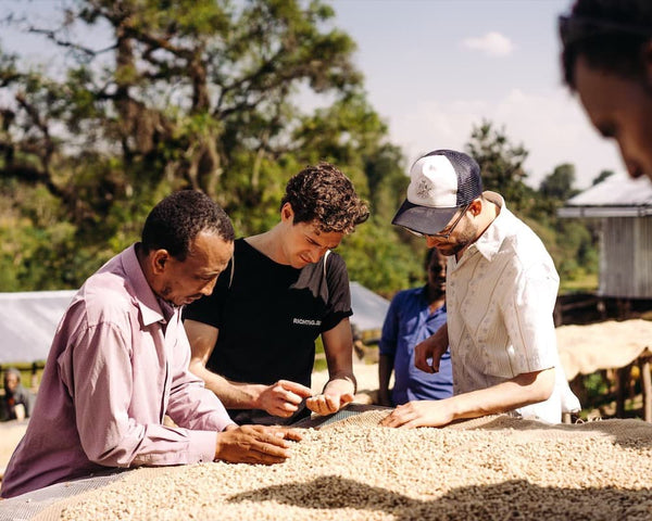 Coffee Circle: Where Coffee Comes From The Heart