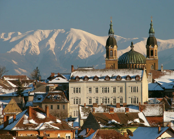 Find Perfect Idyll in Sibiu, Romania
