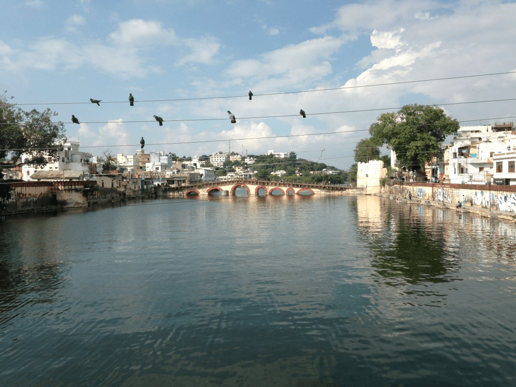 Udaipur River