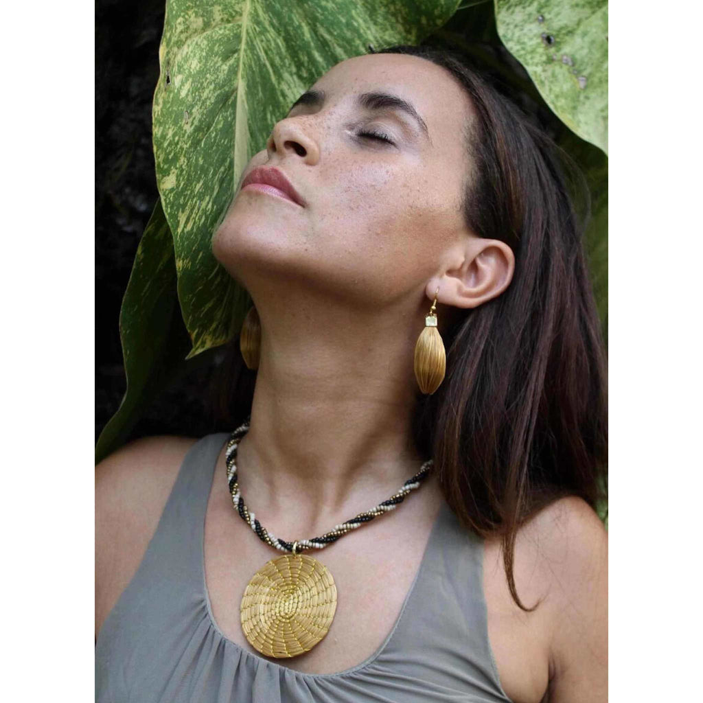 Mesclado necklace by She is from the Jungle