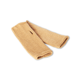 Sand Finger-less Alpaca Gloves - Winter and Autumn Accessories - ABURY Collection Ecuador