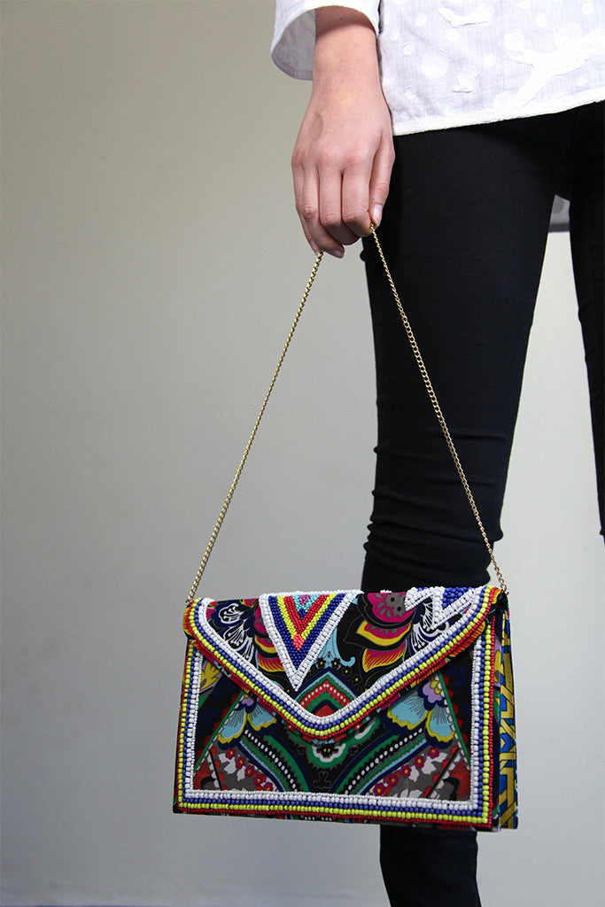 Istanbul Clutch Bag - Clutch Bags - ABURY Collection