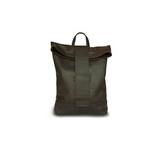 Brown Leather Backpack for men packshot front