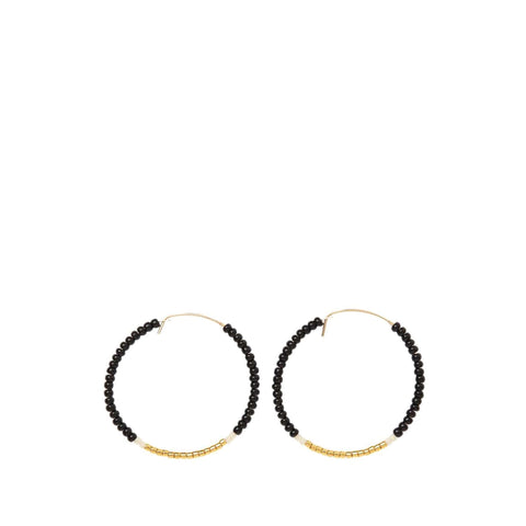 Woven Ring by Sidai Designs - Coral