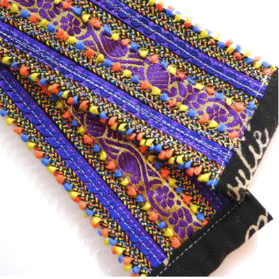 Yoga mat sling - Dark Purple