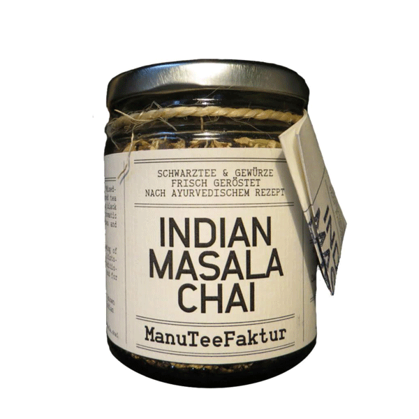 Indian Masala Chai 75gr by ManuTeeFaktur