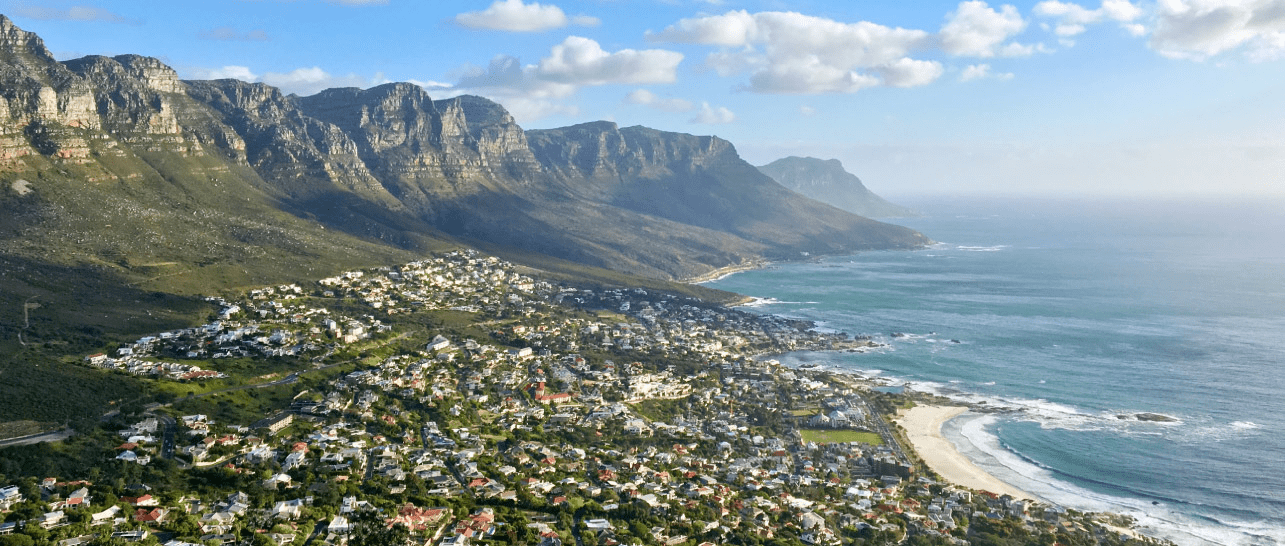 picture of cape town landscape