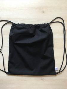 Sweat Pack Black Bag