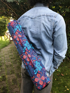 Sweat Pack Yoga Bag Flower II