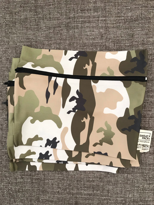 Sweat Pack Camo Small