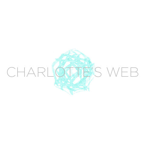 Charlotte´s Web Logo – A Labour of Love