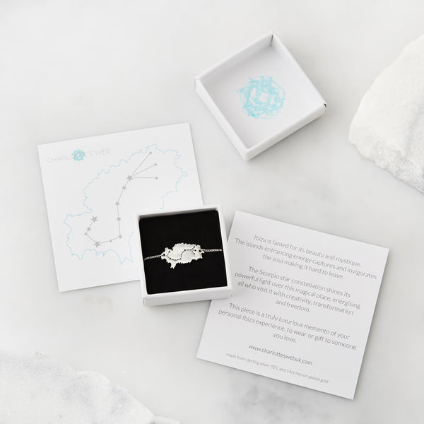 Ibiza Constellation Bracelet Gift Box