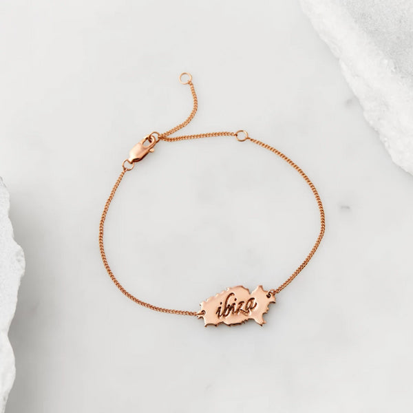 Ibiza Constellation Bracelet - Rose Gold