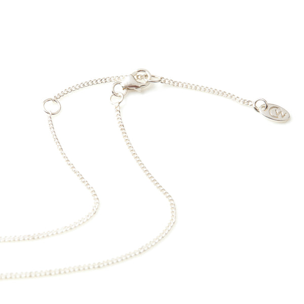 Adjustable Silver Link Chain