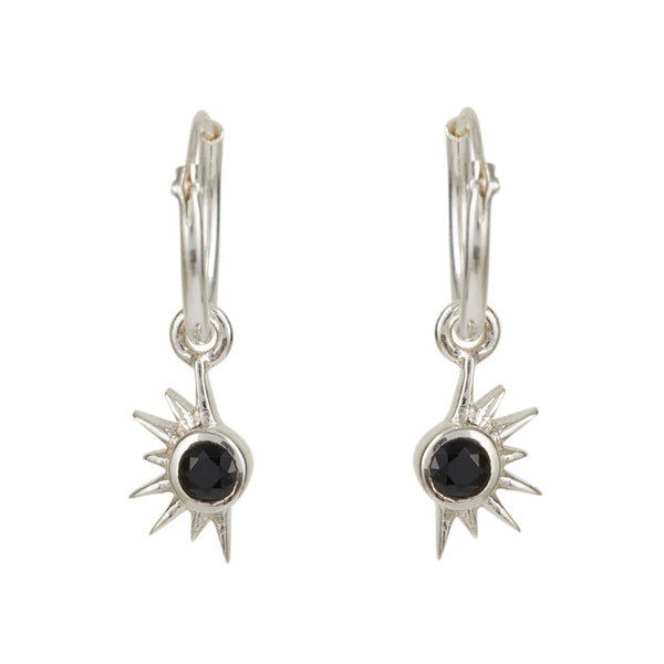Total Eclipse Hoops - Black Spinel