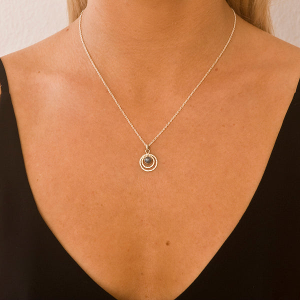 Infinity Protection Necklace