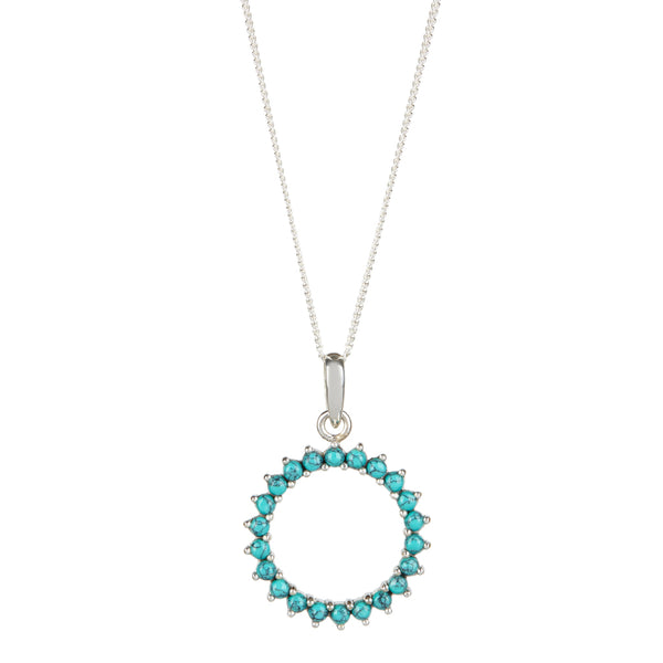 Halo Radiance Necklace