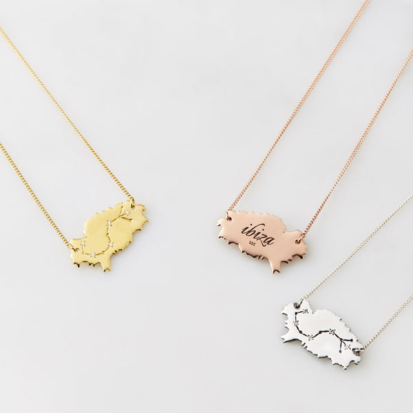 Ibiza Constellation Necklaces