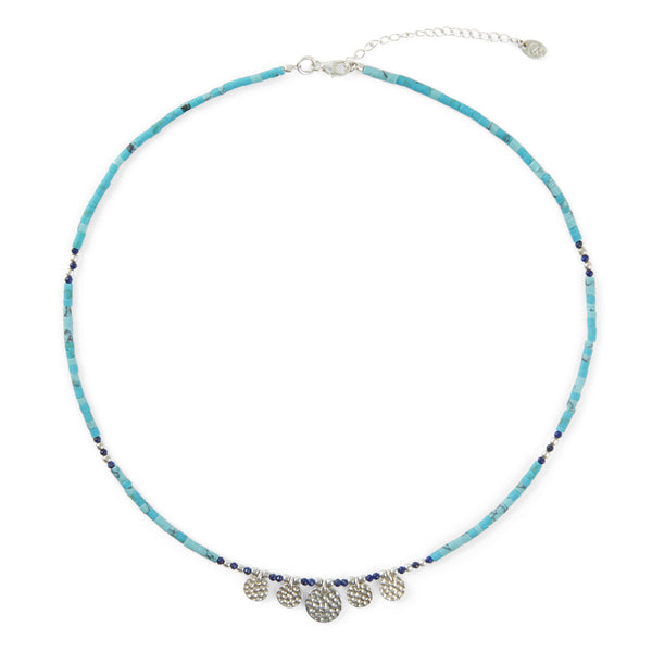 ISTANBUL TURQUOISE NECKLACE