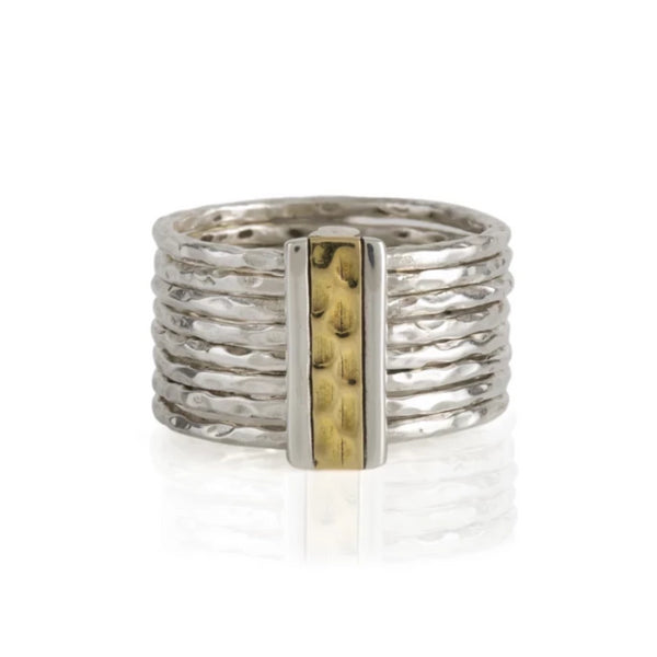 Karma Fortune Stacking Ring