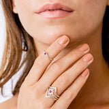 Star Stacking Rings