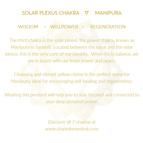 SOLAR PLEXUS BENEFITS