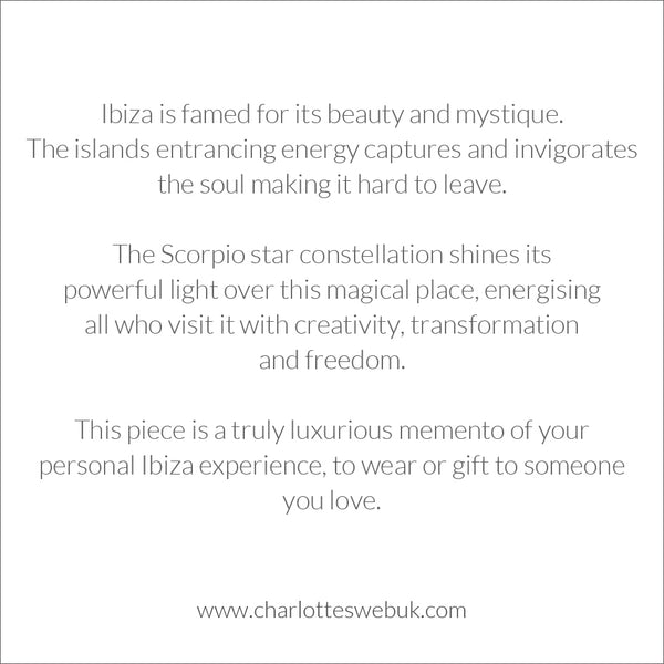 Ibiza Constellation Jewellery Gift Card