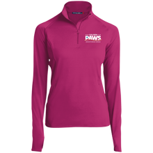 Load image into Gallery viewer, Golden PAWS Embroidered Logo 1/2 Zip Performance Pullover