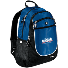Load image into Gallery viewer, Golden PAWS Logo Backpack
