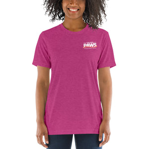 Ladies Tri-Blend Logo T Shirt