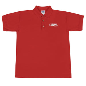 Embroidered Polo Shirt - Mens