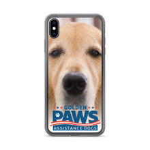 Load image into Gallery viewer, Golden PAWS Close-Up iPhone Case