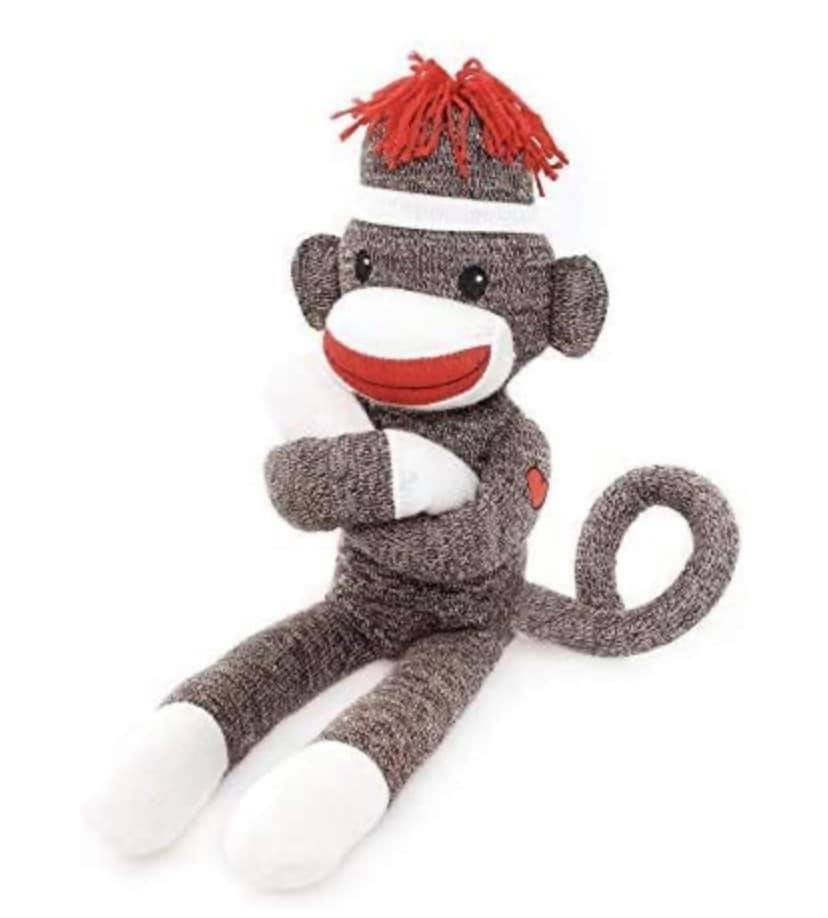 The Original Sock Monkey