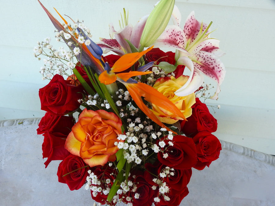 Weekly Special ~ Designers Choice in Keepsake Vase