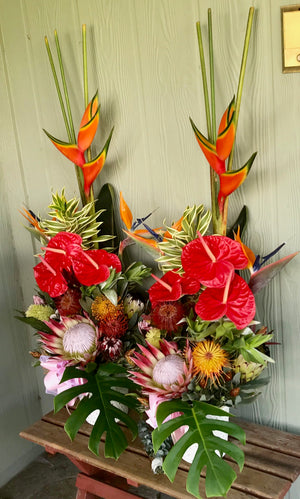 Tropical Maui Dream ~ Tropical and Potea - Large Event Size