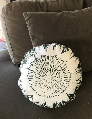 "Signature King Protea 16"" Accent Pillow ~ Reversible"