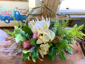 Upcountry Maui Rustic Elegance Wreaths