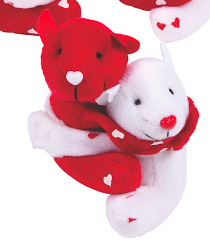 Mini Hugging Stuffed Bears - Send a Hug Anytime of the year!